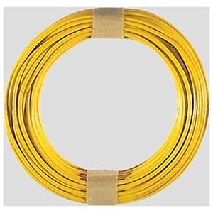51TYGRND0ZL. SS300  - Märklin 7103 - Kabel, gelb, 10 m, H0