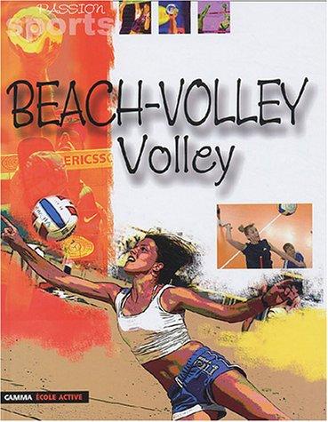 Beach-volley : volley | Gassin, Sandra. Auteur