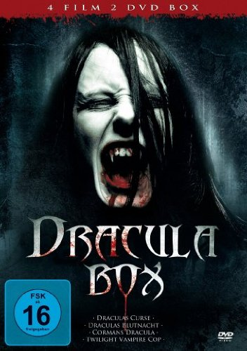 Dracula Box *4 Filme auf 2 DVDs!