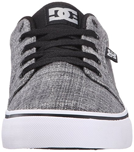 DC ANVIL TX SE Unisex-Erwachsene Sneakers Grey Heather