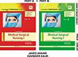 #10: PV A TEXTBOOK OF MEDICAL SURGICAL NURSING I (A+B) FOR B.SC(N) 2ND YEAR STUDENTS