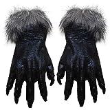 ryadia (TM) 1Pair guantes de Halloween lobo festival fiestas de disfraces Coss juego guantes...