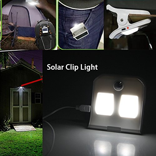 energia-solare-portatile-led-esterna-clip-wall-light-per-garden-fence-yard-walkway