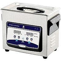 SKYMEN Ultraschallreiniger 3.2L-30L Ultraschallreinigungsgerät {Zeit|Heizung|Entgasen|Halbwelle}