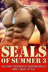 SEALs of Summer 3: Military Romance Superbundle~Navy SEAL Style (English Edition)
