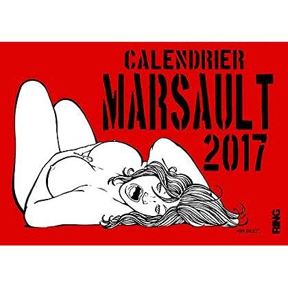 Calendrier Marsault 2017