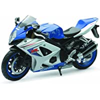 New Ray 49573 - Suzuki GSX-R 1000, Escala 1: 12 Die Cast