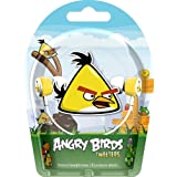 Gear4 Angry Birds Tweeters Mini Ecouteurs Filaire