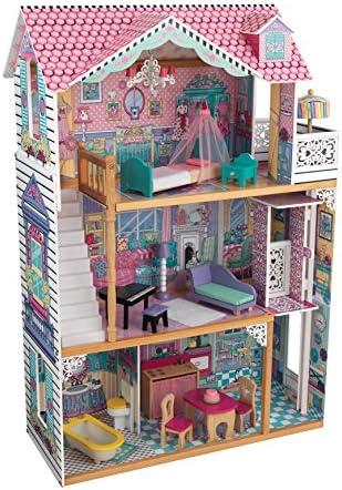 KidKraft 65934 Maison de poupées en et bois Annabelle incluant accessoires et en mobilier, 3 étages de jeu pour poupées 30 cm B076QM33DJ 3ac9ae