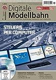 Digitale Modellbahn - Steuern per Computer - Elektrik, Elektronik, Digitales und Computer - MIBA, Eisenbahn Journal, ModellEisenBahner Bild