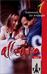 Allegro 1. Cassette: Italienisch für Anfänger