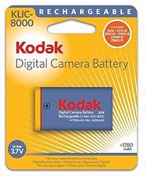 Kodak Lithium-ion Klic Battery For Z812z1085z1012z8612