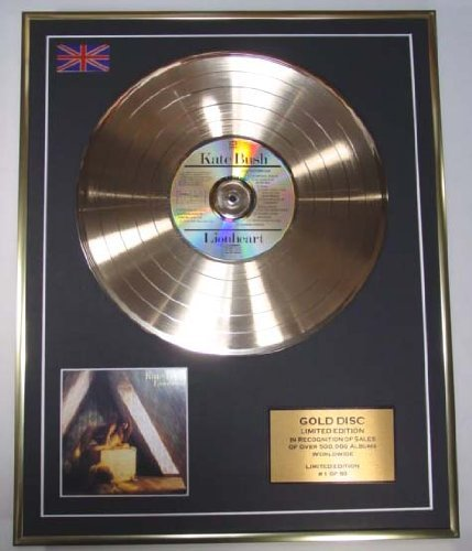 KATE BUSH/EDIZIONE LTD CD DISCO D'ORO/DISCO/LIONHEART