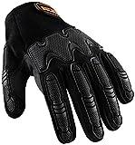 Scruffs Sicherheits-Handschuhe, mit Silikonüberzug, für Herren schwarz nero - nero XL