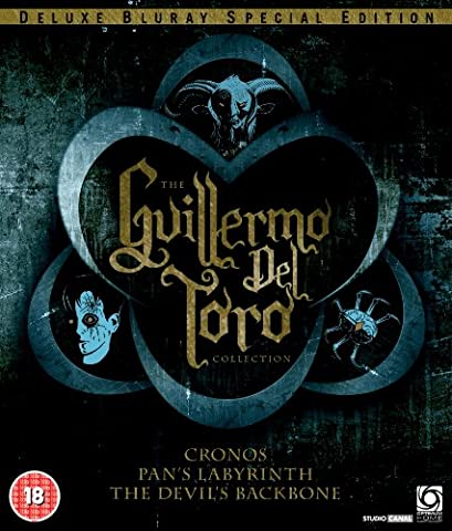Limited Edition Deluxe Guillermo Del Toro Collection (Cronos / Devils Backbone / Pans Labrynth)