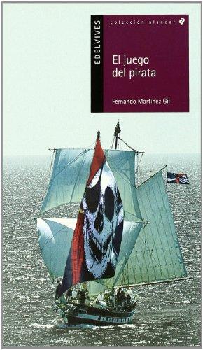 El juego del pirata (Alandar) por Fernando Martínez Gil