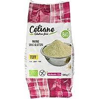 Le recettes de céliane Farine de Teff 500 g