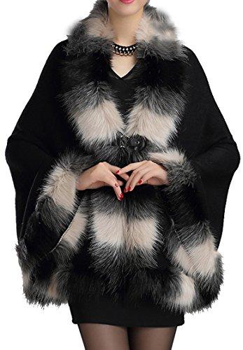 helan-womens-warm-luxury-style-faux-fur-cloak-cape-coat-black