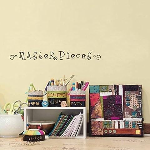 Obras de arte etiqueta de la pared - niños ilustraciones de adhesivo, vinilo, Custom, 5