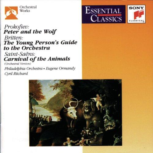 Peter Und Der Wolf,+