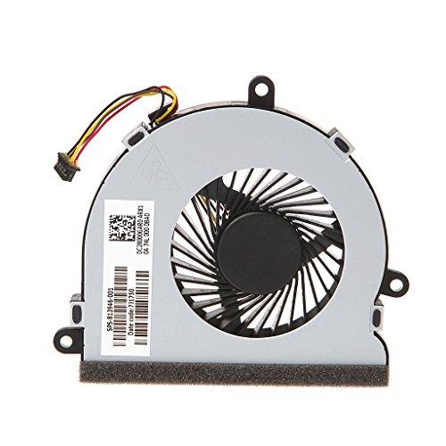 MIUSON Laptop Kühler CPU Cooling Fan für HP 15-AC Series DC28000GAR0 SPS-813946-001 -