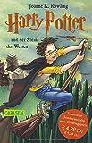Harry Potter, Band 1: Harry Potter und der Stein der Weisen - J.K. Rowling