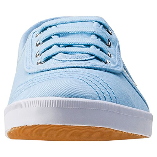 Fred Perry - Chaussures femme Fred Perry Twill Aubrey colour Sky Blue blue