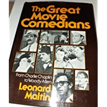 Great Movie Comedians by Leonard Maltin (1979-07-11)