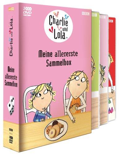 Charlie und Lola - Meine allererste Sammelbox [Collector\'s Edition] [3 DVDs]