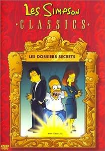 Les Simpson Classics : Les Dossiers secrets des Simpson