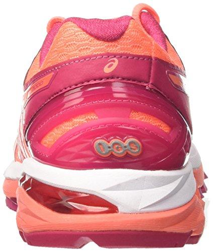 Asics Damen Gt-2000 5 Laufschuhe Orange (Flash Coral/coral Pink/bright Rose)