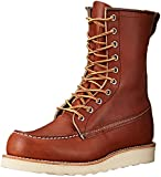 Red Wing 877 boot brown