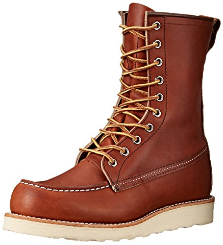 Red Wing 877 oro/legacy Rouge