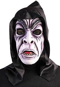 Bristol Novelty BM510Zombie Máscara de Fantasmas con Capucha (Talla única)