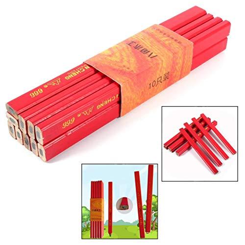multicolor Stanley STHT0-72998 L/ápiz alba/ñil de 30 cm 2 piezas Green Card Cuerpo