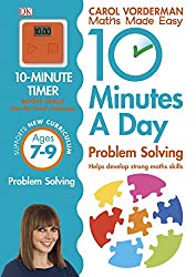 10 Minutes a Day Problem Solving KS2 Ages 7-9 (Maths Made Easy Ks2)
