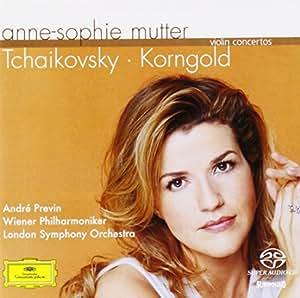 Violinkonzert d-Dur Op.35