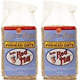 (2 Pack) - Bobs Red Mill - G/F Pinhead Oats | 640g | 2 PACK BUNDLE