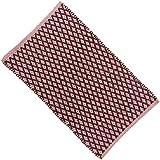 """Algodón Chindi alfombra tejida geométrica Mat Reciclado Dari hecho a mano trapos de piso Corredor 31 """"x 19"""" pulgadas"""