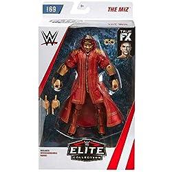The Miz WWE Elite Figura Wrestling Mattel Serie 69