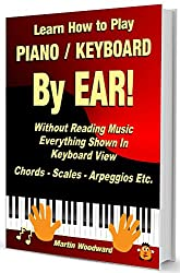 Learn How to Play Piano / Keyboard BY EAR! Without Reading Music - Everything Shown in  Keyboard View (English Edition)