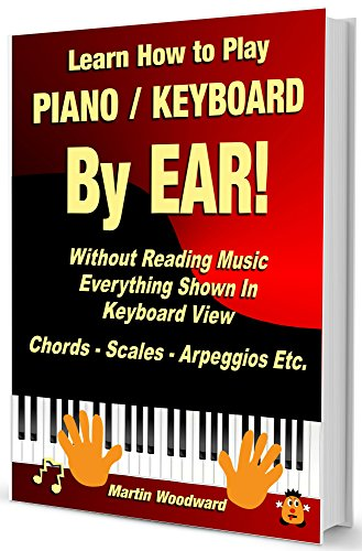 Learn How to Play Piano / Keyboard BY EAR! Without Reading Music - Everything Shown