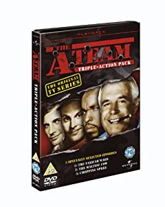The A-Team: Triple Action Pack [DVD]