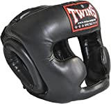 TWINS - Casco protector, color negro L