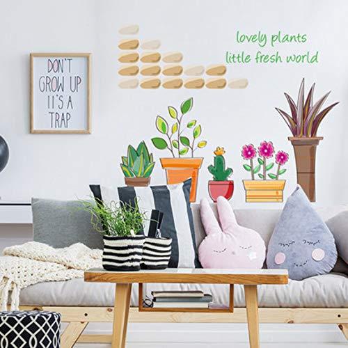 Kinderzimmer Layout Dekoration Schlafzimmer Nacht Sofa Hintergrund Wandaufkleber Maler Mit Garten Warme Kreative Wandaufkleber