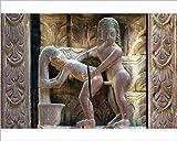 Scarica Libro Stampa fotografica di erotica legno Pashupatinath Temple Bhaktapur Nepal (PDF,EPUB,MOBI) Online Italiano Gratis