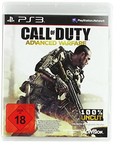 Call of Duty: Advanced Warfare - Standard - [Playstation 3] - Call Duty Of Spiele