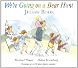 We're Going on a Bear Hunt: Jigsaw Puzzle Book