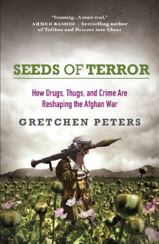 Seeds of Terror: How Drugs, Thugs and Crime are Reshaping the Afghan War por Gretchen Peters