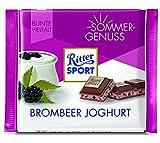 Ritter Sport Brombeer Joghurt, 12er Pack (12 x 100 g)